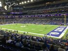 2 Indianapolis Colts vs Denver Broncos Tickets 10/27/19
