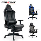 High Back Racing Style Gaming Chair Reclining Office Executive Task Computer $150.39 USD on eBay