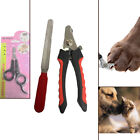 Pet Nail Trimmer Scissors Dog Claw Trimmer Cat Cutter Filer Grooming Shaper Tool
