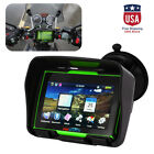 4.3inch Motorcycle Car GPS SAT Waterproof Bluetooth Navigation Headset 8GB Maps