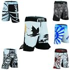 DRAGON Wears MMA Fight Shorts Grappling Short Kick Boxing Cage Fighting Shorts