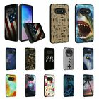 For Samsung Galaxy S10e / S10 Lite Slim Fitted Grooved Hard Shell Hybrid Case