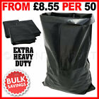 Rubble Sacks Builders Waste Rubbish Bags Strong Tough Heavy Duty Bulk Savings