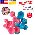 20/30/50 DIY Silicone Hair Curlers Rollers Magic Soft Curling Styling Care Tool