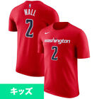 Washington Wizards goods John Wall Tee T-Shirts Red Mens Nike Japan Baseball on eBay