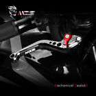 MZS Short Clutch Brake Levers for Triumph DAYTONA 675 06-16 SPEED TRIPLE 2008-10 $28.59 USD on eBay