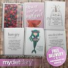 Kyпить DIET DIARY WEIGHT WATCHERS WW COMPATIBLE Weight Loss Food Diary Journal 12wk на еВаy.соm