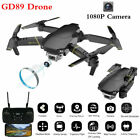 Global GD89 Selfi Drone 1080P HD Camera WIFI FPV Foldable RC Quadcopter Hovering