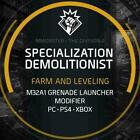 Boosting Service: The Division 2 Demolitionist Character Specialization Unlock