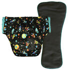 Pull On Cloth Diaper with Insert – Special Needs Briefs for Big Kids and Adults