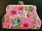 Buxton Floral Double Frame Coin Purse  1Pc  $13.98  / 2Pcs  $23.98 image