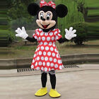 2018 Top Adult Mickey and Minnie Mouse Mascot Costume Party Clothing Fancy Dress