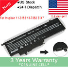 Battery For Dell Inspiron 11-3152 series 13 7347 13-7352 3147 3000 3148 4K8YH