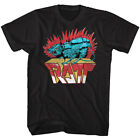 RATT Rock Band Robot Rat Men's T Shirt Metal Album Cover Art Concert Tour Merch image