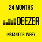 PREMIUM DEEZER SUBSCRIPTION / 24 MONTHS / 12 MONTH / 6 MONTH / NSTANT DELIVERY