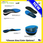 Plantar Fasciitis Insoles High Arch Supports Orthotics Inserts Relieve Flat Feet