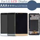 AAA+ For LG G6 G5 G4 G3 G2 LCD Replacement Display Screen Touch Digitizer +Frame