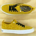 Converse x RSVP Gallery One Star Ox Suede Yellow White Black 161256C Multi Size
