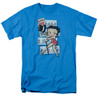 Betty Boop Comic Strip Short Sleeve T-Shirt Licensed Graphic SM-5X $32.78 USD on eBay