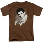 Elvis Presley Rugged Elvis Short Sleeve T-Shirt Licensed Graphic SM-3X