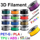 Kyпить 3D Drucker Filament 1kg Rolle PLA TPU ABS PETG MFLEX 1,75mm Printer Spule Sample на еВаy.соm