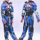 Transformers Kids Boys Fancy Dress Kids Marvel Optimus Prime Superhero size S M
