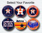 """Houston Astros Buttons 1.25"""" MLB Team Hat T-Shirt Jersey Pins Badge Patch Logo on Ebay"""
