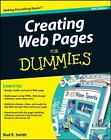 Creating Web Pages for Dummies (R), 9th Edition by Smith, Bud E. Paperback Book