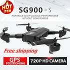 SG900-S Foldable Quadcopter 1080P HD Camera WIFI FPV GPS Fixed Point Drone 2019