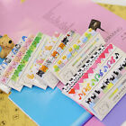 Lovely Memo Pads Cartoon Black Cat Pink Heart School Office Supplies Stationery