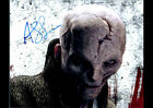 ANDY SERKIS SNOKE AUTOGRAPHED SIGNED ART PRINT POSTER REPRINT