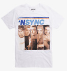 NSYNC ALBUM COVER Justin Timberlake Pop Music T-Shirt NEW Authentic & Official image