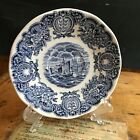 Historical Ports of England Port of Hull Blue & White Nautical Plates Dishes