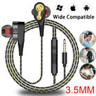 auriculares con cable headphones para samsung galaxy s9 s8 s7 huawei android