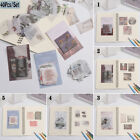 Journal Decor Fresh Stickers Diary Label Paper Sticker Leaf Plant Series