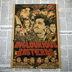 Quentin Tarantino Movie Poster Inglourious Reservoir Dogs/Kill Bill Pulp Poster