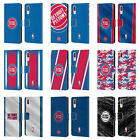 OFFICIAL NBA DETROIT PISTONS LEATHER BOOK WALLET CASE FOR HUAWEI PHONES on eBay