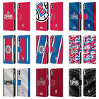 NBA LOS ANGELES CLIPPERS LEATHER BOOK WALLET CASE COVER FOR APPLE iPHONE PHONES on eBay