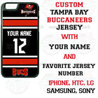 NFL TAMPA BAY BUCCANEERS PERSONALIZED PHONE CASE COVER FOR iPHONE SAMSUNG etc $22.98 USD on eBay