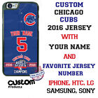 CHICAGO CUBS BASEBALL CUSTOMIZED PHONE CASE COVER FOR iPHONE SAMSUNG LG GOOGLE