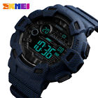 SKMEI Men Military Sport Watches Fashion Outdoor Digital LED Wristwatch for Boys image