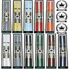 Relco Narrow .65 inch (1.7cm) Braces Suspenders Skin Mod Punk 11 Colours