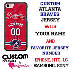 ATLANTA BRAVES BASEBALL PERSONALIZED PHONE CASE FOR IPHONE SAMSUNG LG GOOGLE on Ebay