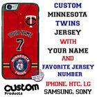 MINNESOTA TWINS BASEBALL PERSONALIZED PHONE CASE FOR iPHONE SAMSUNG GOOGLE LG on Ebay