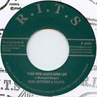 Heptones Earl & Salute - Turn Your Lights Down Low - 7 Inch - New
