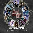 NEAL MORSE BAND - MORSEFEST 2017 THE TESTIMONY - Blu-Ray - New