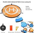 55/75/110cm Quality Helicopter Landing Pad RC Drone Mat Helipad Unmanned Aerial