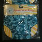 THE HONEST COMPANY SWIM DIAPER - FISH - LARGE - 21-35 LBS