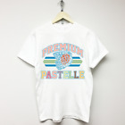 PASTELLE T-SHIRT ian conner kanye white off supreme astroworld travis scott tour image