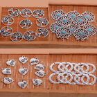 Charms Diy Jewelry Making Findings Silver Pendents For Necklace Bracelet Craft